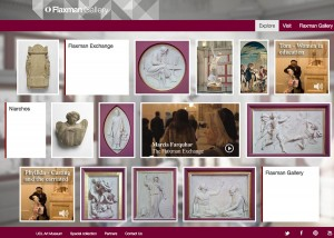 Flaxman Gallery website