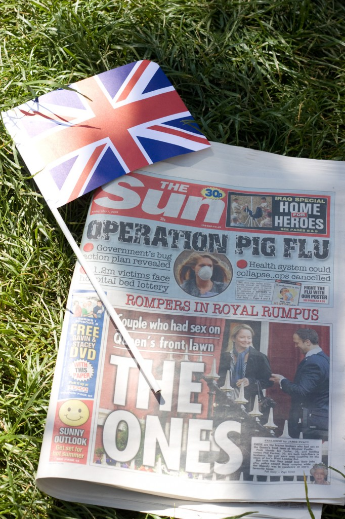 "We, the new citizens, got given a Britishness goodie bag which included a Union Jack paper flag. On 1 May 2009, the Sun ran an ""Iraq Special: Home for heroes"" – you bet I thought the article was about me."