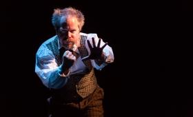 'Dickens Abridged' Rehearsals