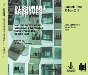 Dissonant Archives Announcement