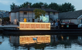 Floating Cinema 2015