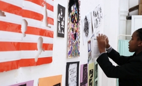 Changing Lives: Inspired by Art Archive to Become an Artist