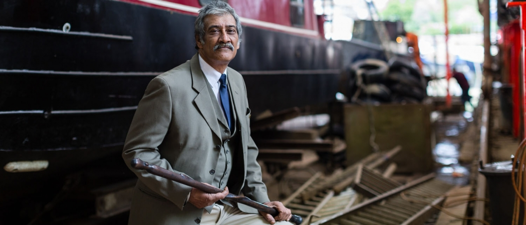London's Boatyards: A Living History Project