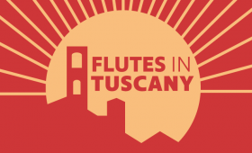 Flutes in Tuscany